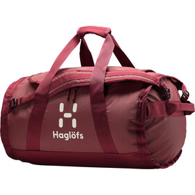 Haglöfs Lava 50 Duffel Bag, light maroon red
